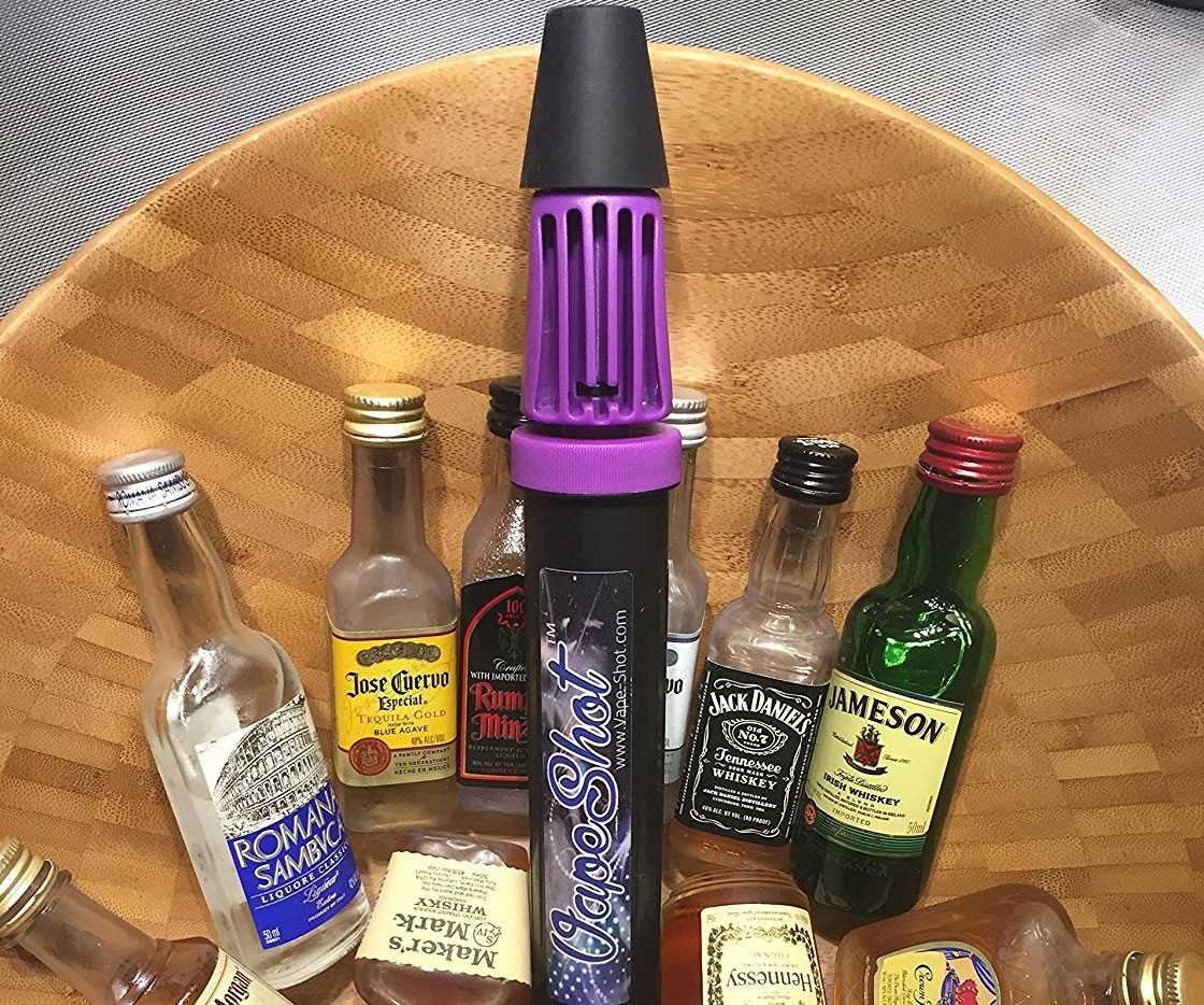 Alcohol Vaporizing Pump
