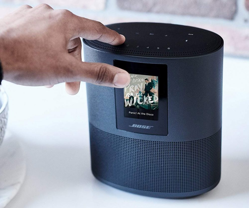 Alexa Enabled Bose Home Speaker 1