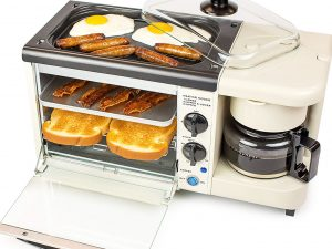 All-In-One Breakfast Machine
