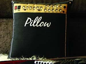 Amplifier Pillow