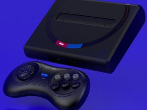 Analogue Mega Sg Console 1