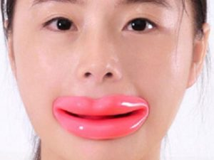 Anti-Wrinkle Face Slimming Mouthpiece
