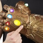 Articulated Infinity Gauntlet Electronic Fist 1
