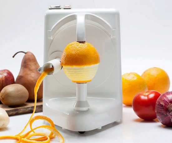 Automatic Fruit Peeling Machine 2