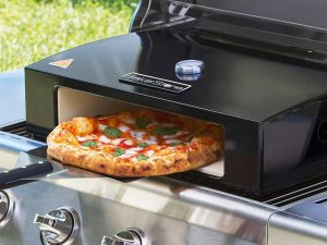 BBQ Pizza Oven Box