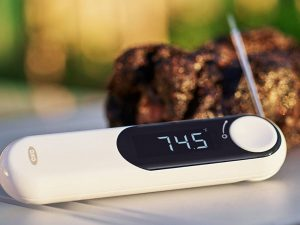 Bbq Thermocouple Thermometer 1