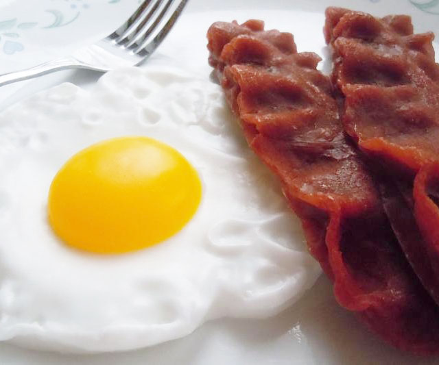 Bacon And Egg Breakfast Soap