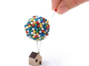Balloon Pin House 1