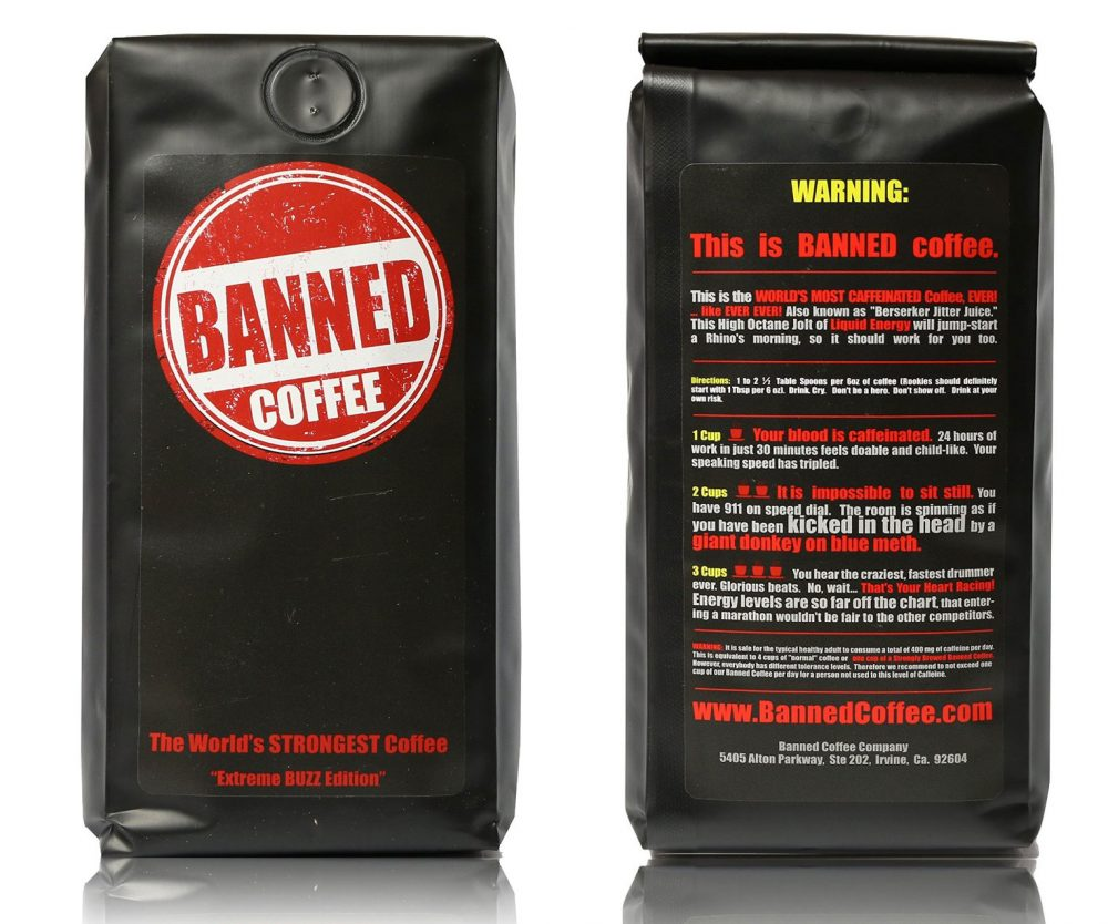 Banned Coffee 2