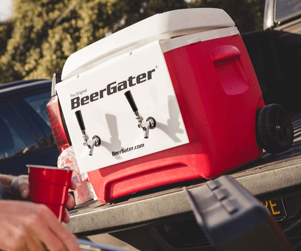 Beergater Beer Tap Cooler Attachment