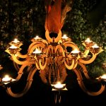 Candle Light Chandelier 1