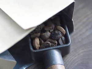 Cast Iron Coffee Scoop 1