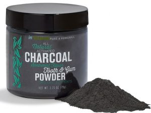 Charcoal Teeth Whitening Toothpaste 1