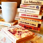 Classic Book Wooden Coasters