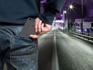 Collapsing Smartphone Shaped Gun 1