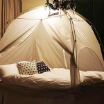 Cozy Privacy Bed Tent 1