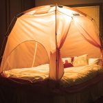 Cozy Privacy Bed Tent