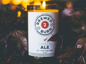 Craft Beer Scented Candles
