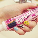 Cupcake Flavored Toothpaste 1