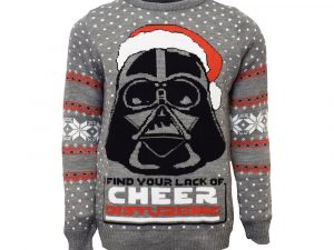 Darth Vader Ugly Christmas Sweater