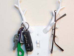 Deer Antler Switchplate