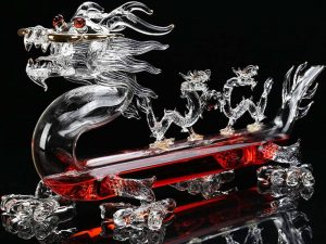 Dragon Shaped Wine Decanter 1