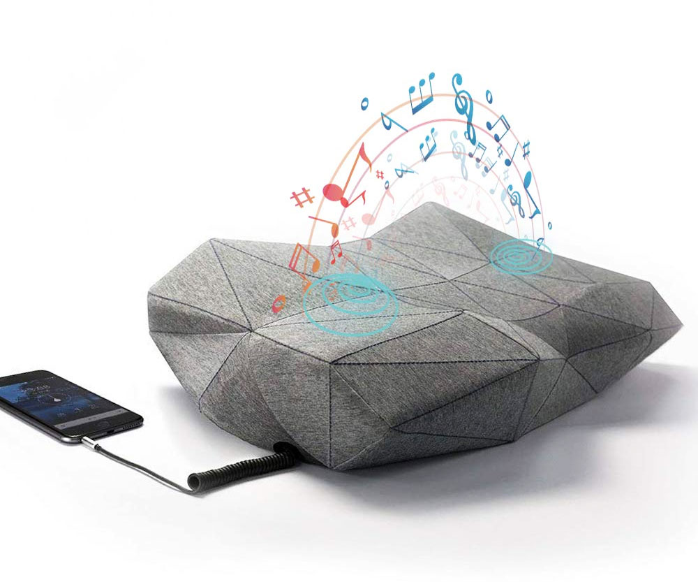 Ergonomic Smart Music Pillow