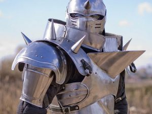 Full Metal Alchemist Steel Armor 1