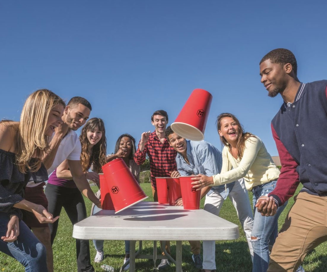 Giant Flip Cup Cups 1