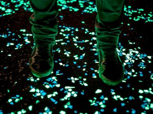 Glow In The Dark Pebbles