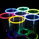Glow Stick Party Cups 1
