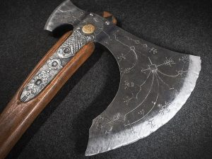 God Of War Leviathan Axe