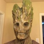 Guardians Of The Galaxy Groot Mask 1