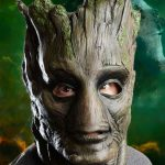Guardians Of The Galaxy Groot Mask