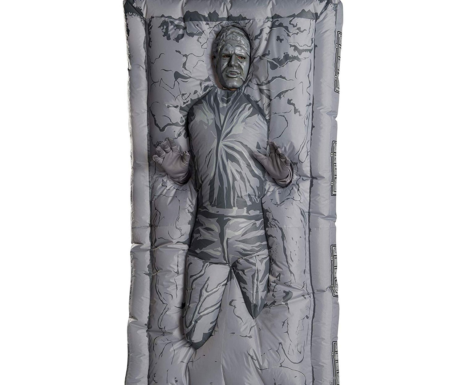 Han Solo Carbonite Inflatable Costume 1