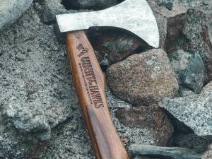 Handmade Viking Throwing Axe 1