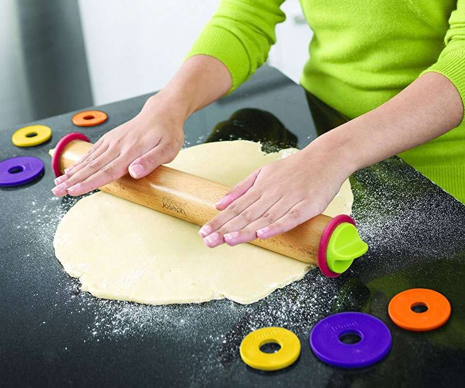 Height Adjustable Rolling Pin 1