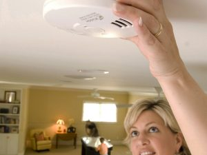 Hidden Camera Smoke Detector 1