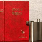 Hollow Bible Flask 2