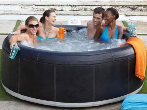 Inflatable Hot Tub Spa
