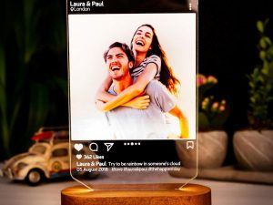 Instagram Style 3d Personalized Lamp 1