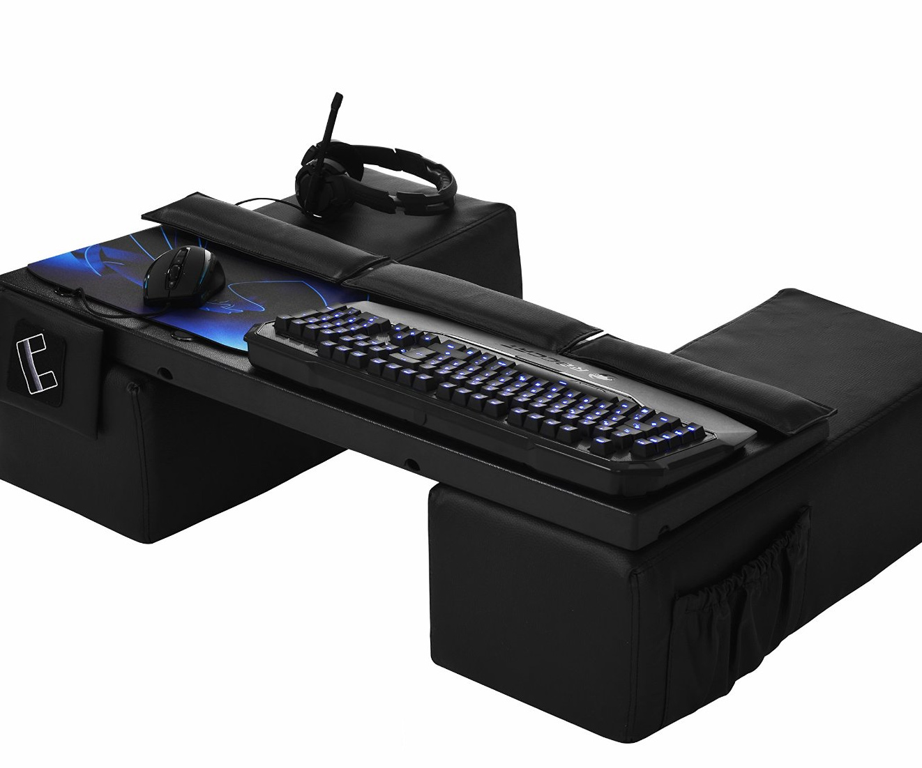 Keyboard And Mouse Lap Desk 2