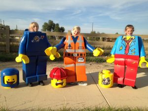 Lego Costumes For Kids 1