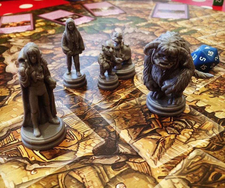 Labyrinth The Board Game 1