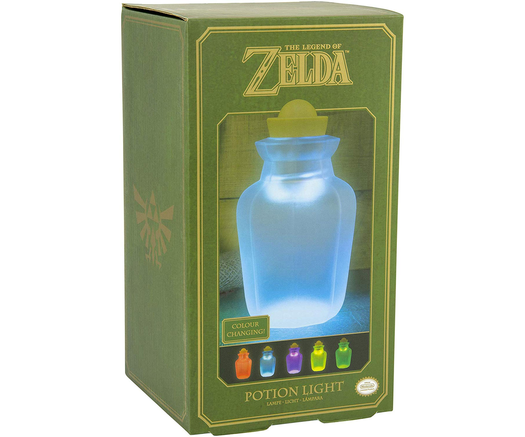 Legend Of Zelda Night Lights 2