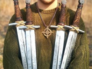 Medieval Viking Swords 1
