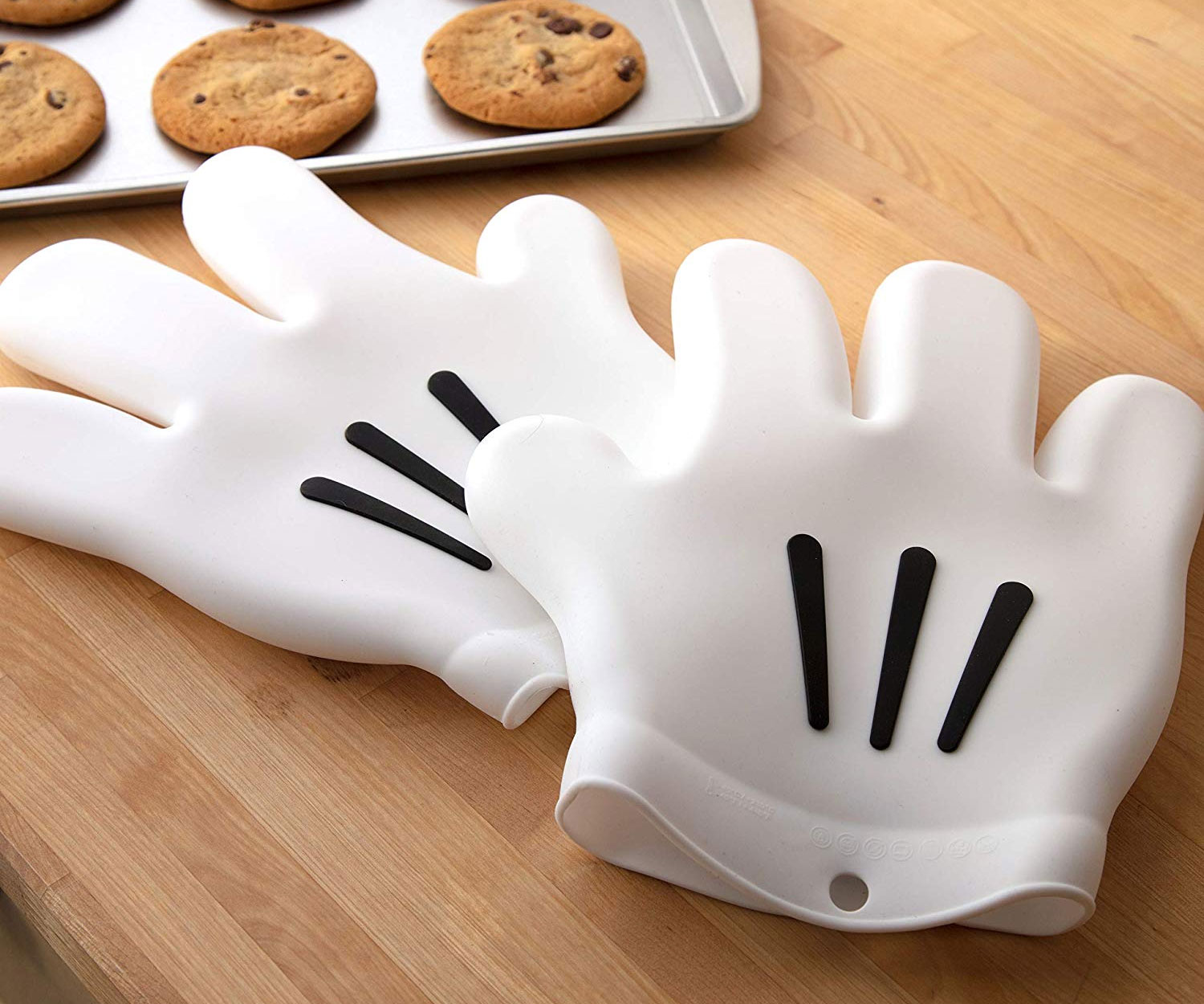 Mickey Mouse Glove Oven Mitts