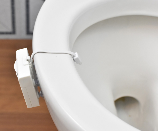 Motion Activated Toilet Night Light 1