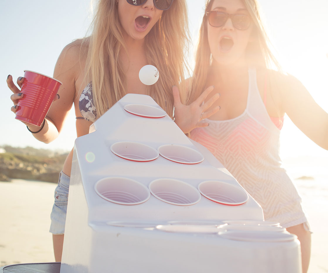 Mountain Beer Pong