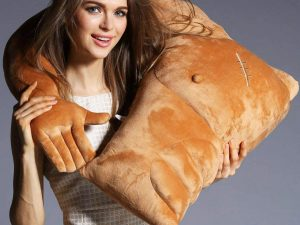 Muscle Man Snuggle Pillow